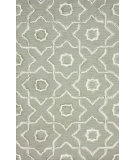 RugStudio presents Nuloom Hand Tufted Spectra Grey Hand-Tufted, Good Quality Area Rug