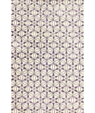 RugStudio presents Nuloom Hand Tufted Grace Purple Hand-Tufted, Good Quality Area Rug