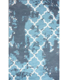 RugStudio presents Nuloom Hand Tufted Antika Turquoise Hand-Tufted, Good Quality Area Rug