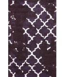 RugStudio presents Nuloom Hand Tufted Antika Plum Hand-Tufted, Good Quality Area Rug