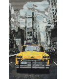 RugStudio presents Nuloom Hand Tufted Big Apple Grey Hand-Tufted, Good Quality Area Rug