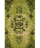 RugStudio presents Nuloom Hand Woven Xavier Jute Lime Woven Area Rug