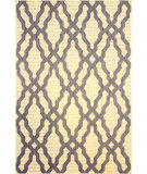 RugStudio presents Nuloom Machine Made Angie Outdoor Lattice Grey Machine Woven, Good Quality Area Rug