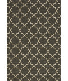 RugStudio presents Nuloom Machine Made Trellis Opal Dark Forest Machine Woven, Good Quality Area Rug