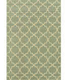 RugStudio presents Nuloom Machine Made Trellis Opal Moss Machine Woven, Good Quality Area Rug