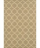 RugStudio presents Nuloom Machine Made Trellis Opal Taupe Machine Woven, Good Quality Area Rug