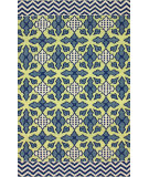 RugStudio presents Nuloom Flatweave Mallaga Royal Blue Flat-Woven Area Rug