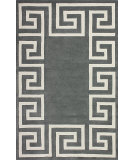 RugStudio presents Nuloom Hand Tufted Santorini Grey Hand-Tufted, Good Quality Area Rug