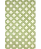 RugStudio presents Nuloom Hand Tufted Ombo Green Hand-Tufted, Good Quality Area Rug