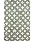 RugStudio presents Nuloom Hand Tufted Ombo Slate Hand-Tufted, Good Quality Area Rug