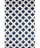 RugStudio presents Nuloom Hand Tufted Ombo Blue Hand-Tufted, Good Quality Area Rug
