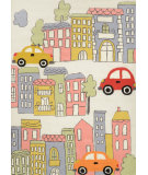 RugStudio presents Nuloom Hand Tufted City Ride Multi Hand-Tufted, Good Quality Area Rug
