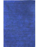 RugStudio presents Nuloom Hand Tufted Verna Solid Blue Hand-Tufted, Good Quality Area Rug