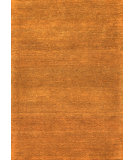 RugStudio presents Nuloom Hand Tufted Verna Solid Rust Hand-Tufted, Good Quality Area Rug