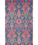 RugStudio presents Nuloom Hand Hooked Johnnie Blue Hand-Hooked Area Rug