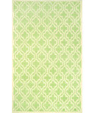 RugStudio presents Nuloom Hand Tufted Ramiro Green Hand-Tufted, Good Quality Area Rug