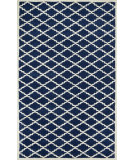 RugStudio presents Nuloom Hand Tufted Bert Dark Blue Hand-Tufted, Good Quality Area Rug