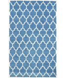 RugStudio presents Nuloom Hand Tufted Randall Light Blue Hand-Tufted, Good Quality Area Rug