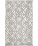 RugStudio presents Nuloom Hand Tufted Katie Grey Hand-Tufted, Good Quality Area Rug