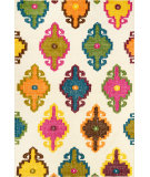 RugStudio presents Nuloom Flatwoven Jared Multi Flat-Woven Area Rug