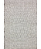 RugStudio presents Nuloom Hand Woven Grier White Woven Area Rug