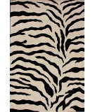 RugStudio presents Nuloom Hand Tufted Nava Black Hand-Tufted, Good Quality Area Rug