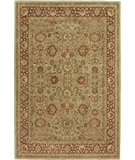 RugStudio presents Obeetee Decorus Lahore Sage Hand-Tufted, Best Quality Area Rug