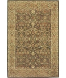RugStudio presents Obeetee Decorus Chahar Moss/Camel Hand-Tufted, Best Quality Area Rug