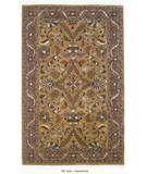 RugStudio presents ORG Handtufted 797 Gold Hand-Tufted, Better Quality Area Rug