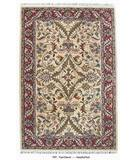 RugStudio presents ORG Handtufted 797 Tan/Claret Hand-Tufted, Better Quality Area Rug