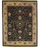 RugStudio presents ORG Crossroads Cayley Black/Cream Hand-Tufted, Better Quality Area Rug