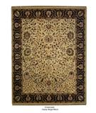 RugStudio presents ORG Crossroads Cayley Cream/Black Hand-Tufted, Better Quality Area Rug