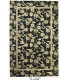 RugStudio presents ORG Destin Two Tone Black Hand-Tufted, Good Quality Area Rug