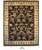 RugStudio presents ORG Destin Rena Navy/Ivory Hand-Tufted, Good Quality Area Rug