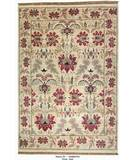 RugStudio presents ORG Nuance Virasa Sand Hand-Knotted, Better Quality Area Rug
