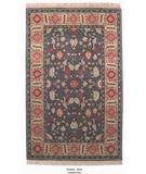 RugStudio presents ORG Handtufted Oushak Slate Hand-Tufted, Best Quality Area Rug