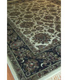 RugStudio presents ORG Ovations St-9 Beige / Black Hand-Tufted, Best Quality Area Rug