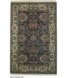 RugStudio presents ORG Nuance Sultanabad Black/Beige Hand-Knotted, Better Quality Area Rug