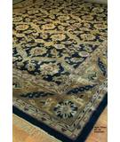 RugStudio presents ORG Handtufted T-33 Black/Gold Hand-Tufted, Better Quality Area Rug
