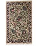 RugStudio presents ORG Handtufted Thistle Beige/Charcoal Hand-Tufted, Better Quality Area Rug