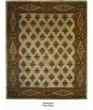 RugStudio presents ORG Handtufted Timas Beige Hand-Tufted, Better Quality Area Rug