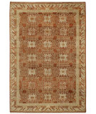 RugStudio presents ORG Relic Khaar Rust Hand-Knotted, Good Quality Area Rug
