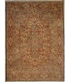 RugStudio presents ORG Kerman Lavar Dark Blue Hand-Knotted, Good Quality Area Rug