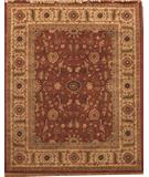 RugStudio presents Org Handtufted Oushak Rust-Rust Hand-Tufted, Best Quality Area Rug