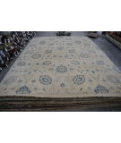 RugStudio presents ORG Mystic 536296 Multi Hand-Knotted, Good Quality Area Rug