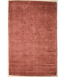 RugStudio presents ORG Natural Weaves Stripe 33 Brown - Brick Area Rug