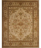 RugStudio presents ORG Elements Serapi Beige Hand-Knotted, Good Quality Area Rug