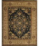 RugStudio presents ORG Elements Serapi Charcoal Hand-Knotted, Good Quality Area Rug
