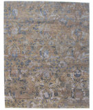 RugStudio presents Org Albatos Fusion Sand Hand-Knotted, Good Quality Area Rug