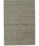 RugStudio presents Org Prayag Riviera Smoke Hand-Knotted, Best Quality Area Rug